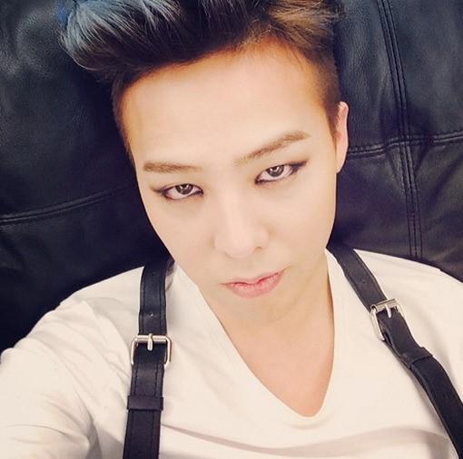 Yg Life G Dragons Smoky Eye Makeup Sexier Than Girl Group
