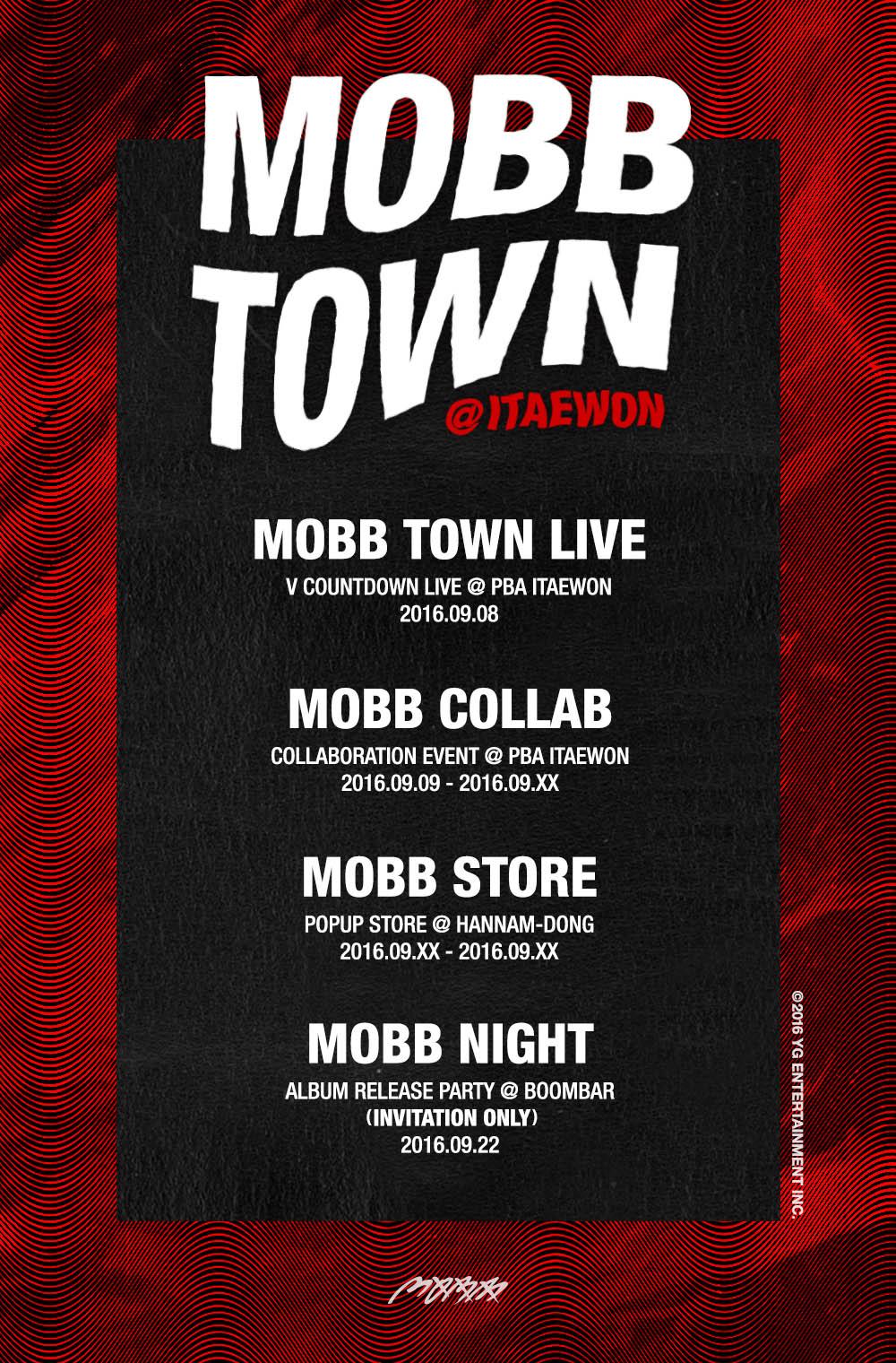 MOBB TOWN_ITAEWON