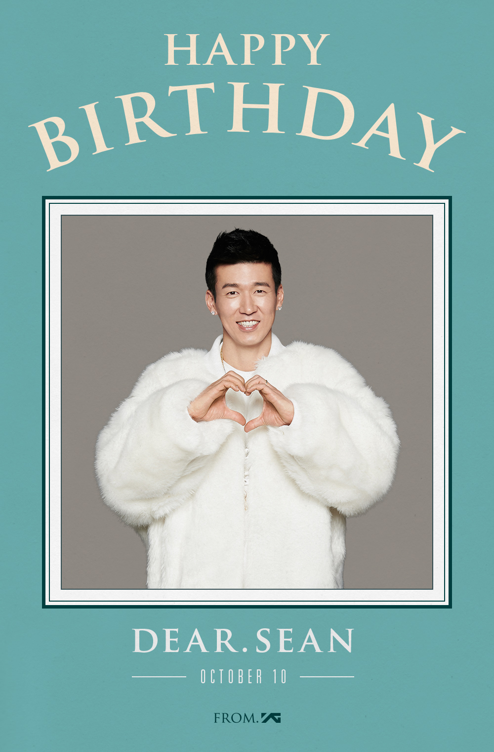 SEAN BIRTHDAY POSTER