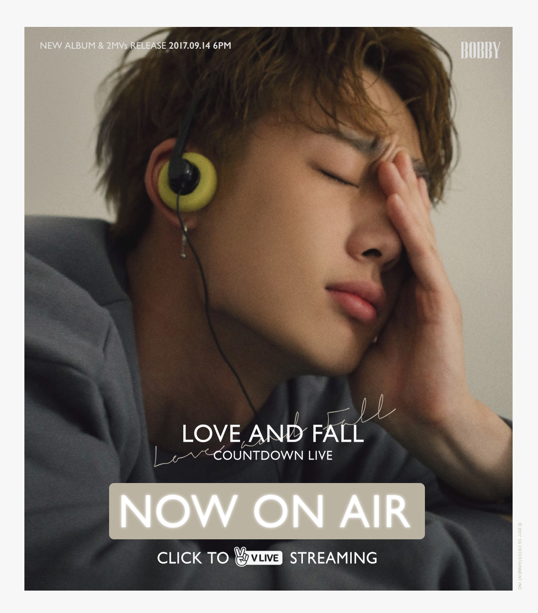 yg life bobby love and fall countdown live