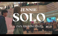 제니 사인회 영상 썸네일