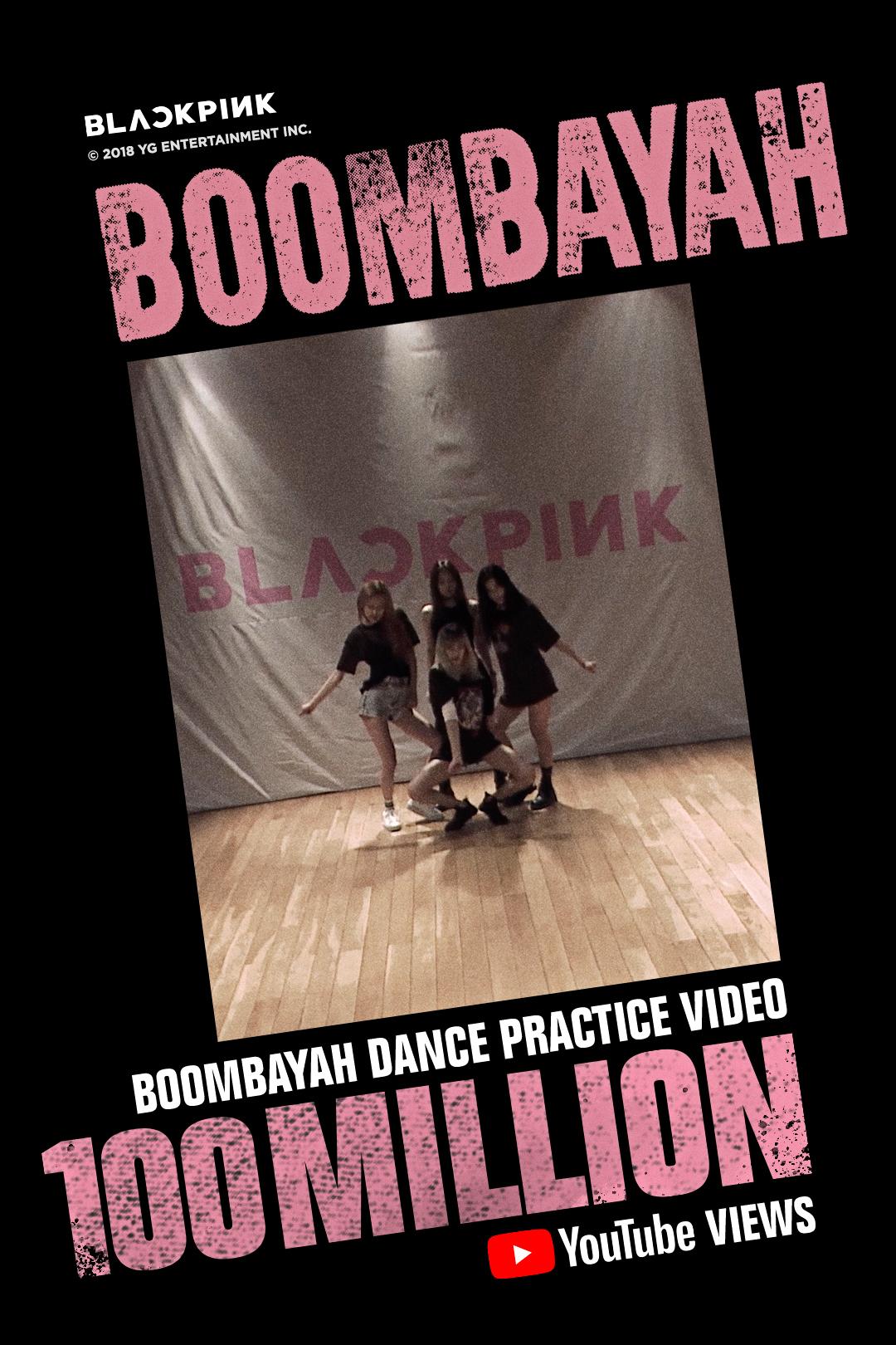 [BLACKPINK]BOOMBAYAH_CHOREO_1M(a)